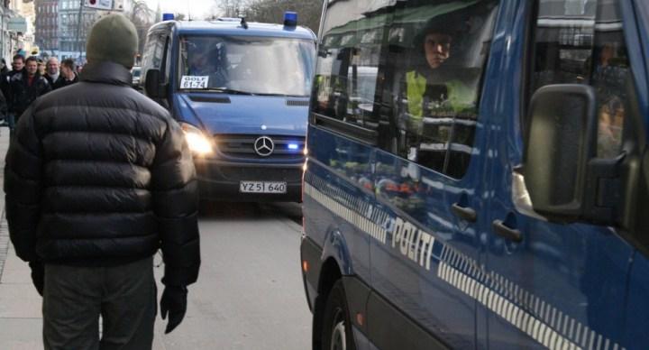 코펜하겐경찰, 드론 날려 크리스티아니아 마약 전격 단속
