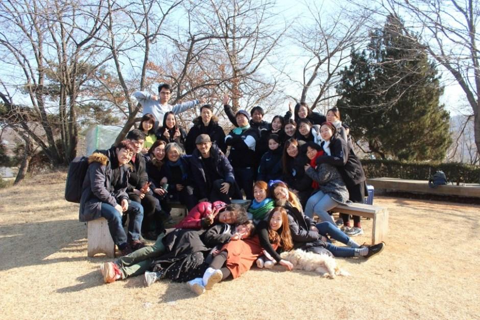 한국형 덴마크 인생학교 '자유학교' 1기 참가자와 운영진(자유학교 제공)