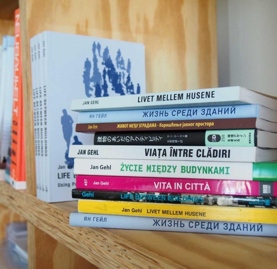 10개국어로 출간돼 인간 중심 도시 계획의 교과서로 쓰이는 <Life Between Buildings : Using Public Space> (Gehl 제공)