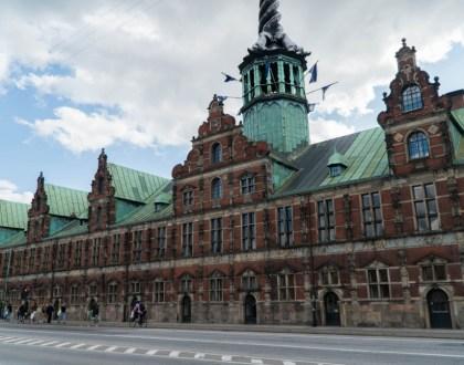 코펜하겐증권거래소(사진: 안상욱)