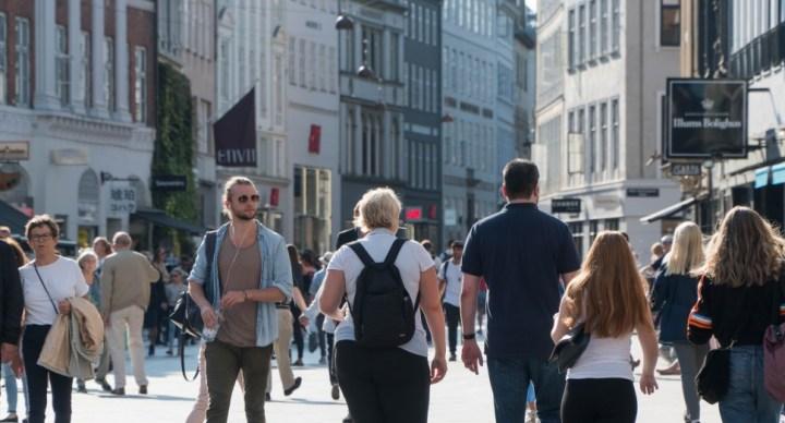 덴마크인, 유럽서 코로나로 가장 타격 적었다