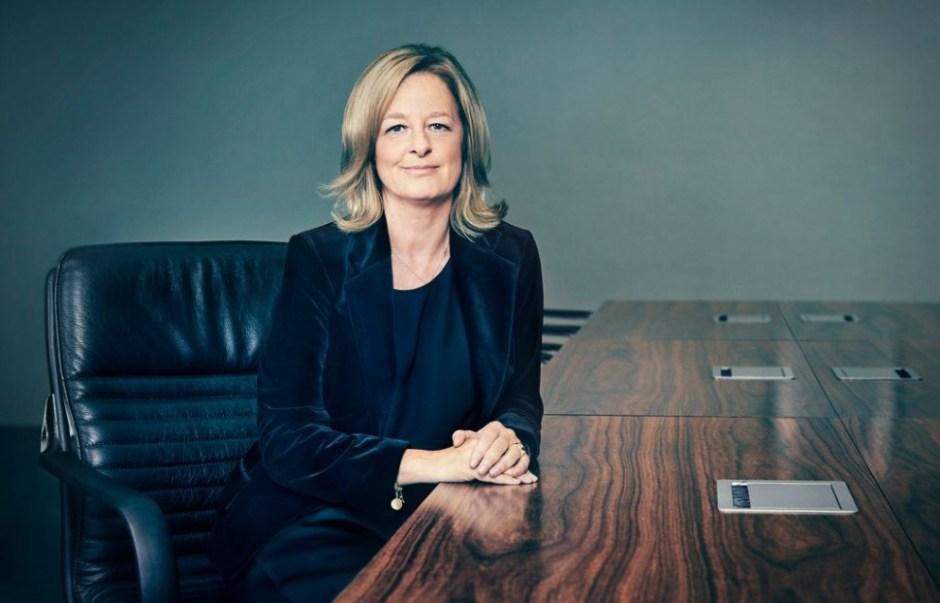 알리손 커크비(Allison Kirkby) TDC그룹 CEO(TDC 제공)