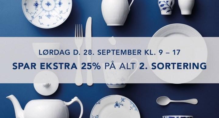 9월28일 로얄 코펜하겐 아울렛 40% 할인