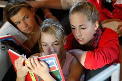 덴마크 자유학교(friskole) 학생 (Dansk Friskoleforening 제공)