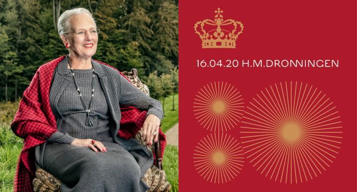 덴마크 여왕, 80세 생일 맞아 '무엇이든 물어보세요' 개최
