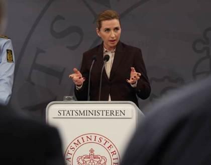 [코로나19] 덴마크 정부, 13일부터 2주간 광범위 '사회 격리' 조치 실시