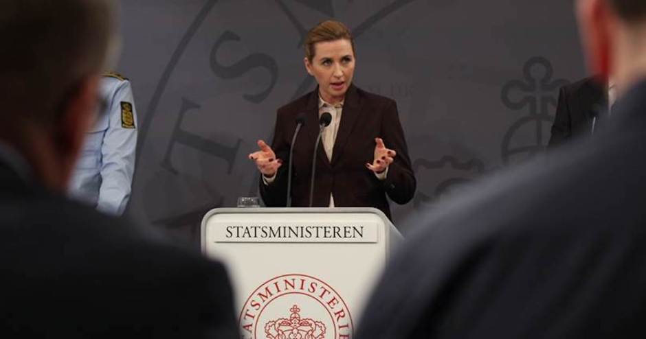 10월29일부터 덴마크도 실내 마스크 의무 착용