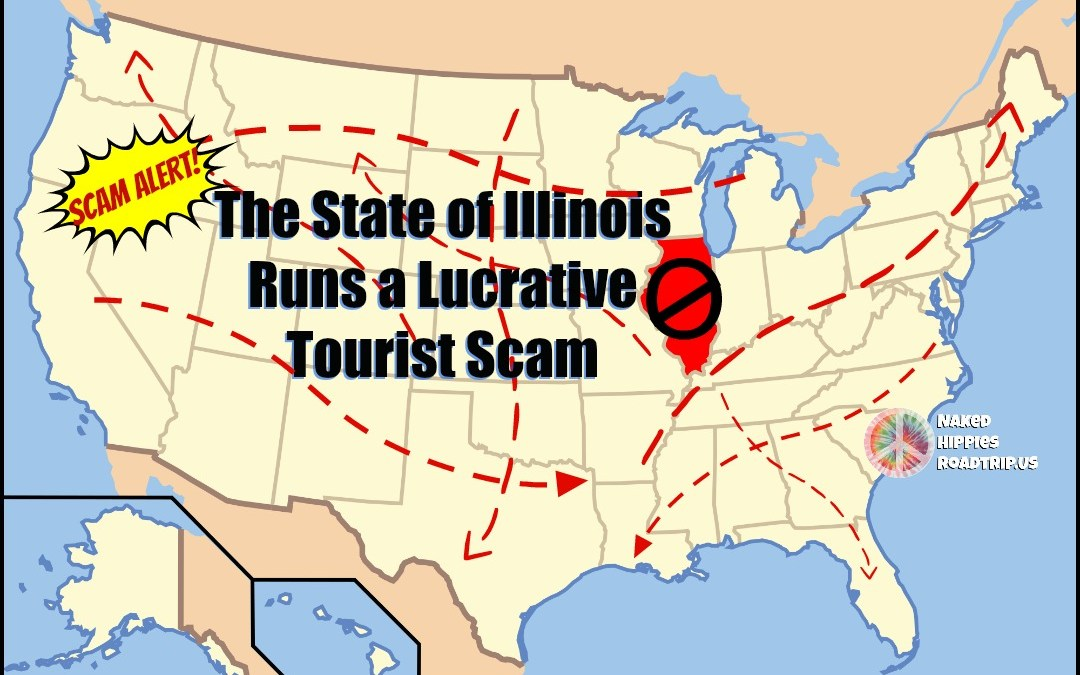 Illinois Tollway Runs a Lucrative Tourist Scam