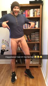 Jade Sambrook nude in a Snapchat Story Photo 12