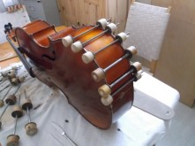 framus cello 22 clamping top
