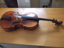 framus cello 29 refurbishment complete