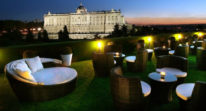 Madrid S Best Rooftop Bars Round 3 Naked Madridnaked Madrid