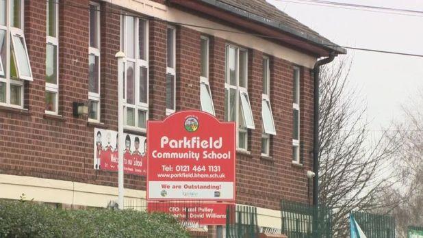 LGBT-Parkfield-School