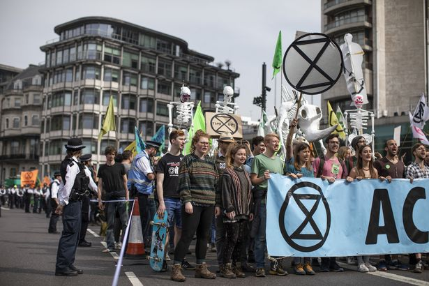 Why Are the Media so Hostile to Extinction Rebellion?