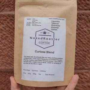 Curiosa Blend Coffee