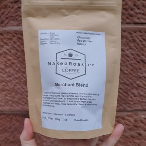 Merchant blend coffee