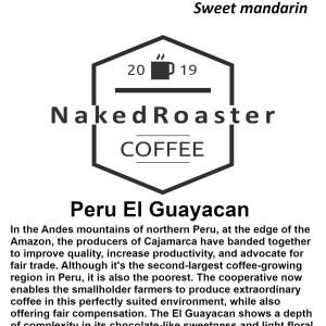 Peru El Guayacan