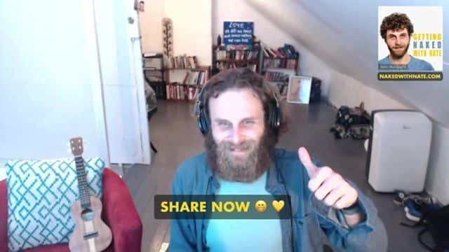 Live Podcast Recording: Getting Naked With Nate #028