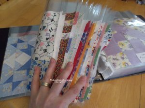 How to File Quilt Blocks