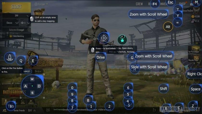 حصريا تحميل لعبه ببجي موبايل على الكمبيوتر Tencent Pubg