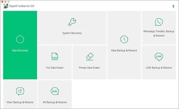 كيفية استرداد الصور المحذوفة من iPhone مع iSkysoft Toolbox – iOS Data Recovery