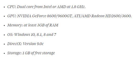 متطلبات تشغيل محاكي ببجي للكمبيوتر