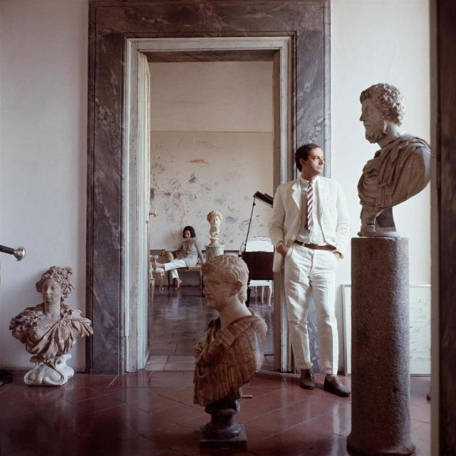 Roman Classic Surprise: Cy Twombly