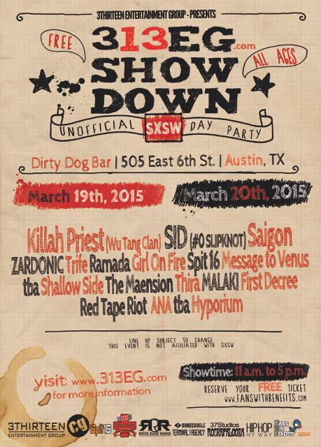 313eg ShowDown