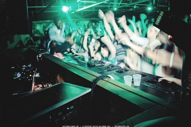 CASHMERE CAT + GOLDLINK - DALLAS, TX  4.3.2015-9097