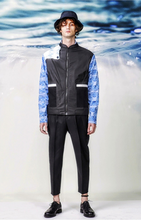 Aquarium Collection Spring/Summer 2015
