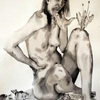 WATERCOLORS - REBECCA SUTTON {ARTIST TO WATCH/ PAINTER}