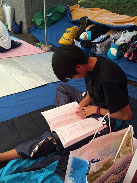 那珂川北中学校・平成27年度 中体連陸上・全国大会