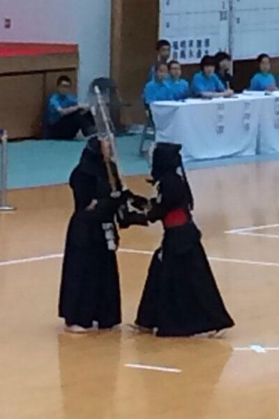 那珂川北中学校・中体連剣道、全国大会