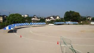 那珂川北中学校・第13回体育祭の準備