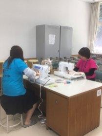那珂川北中学校 復興支援