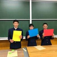 那珂川北中学校 体育祭3年生リーダー会
