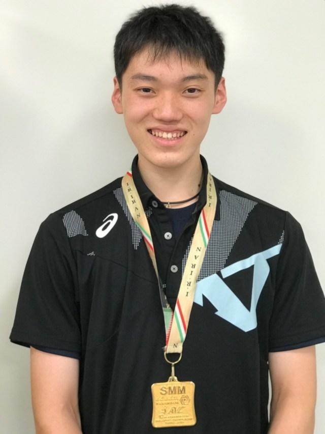 那珂川北中学校 卒業生、アジア大会で優勝