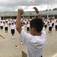 那珂川北中学校 自然教室