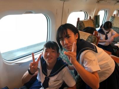 那珂川北中学校 修学旅行