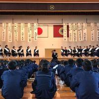 那珂川北中学校 生徒会選挙