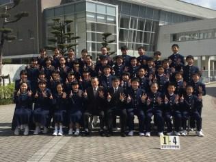 那珂川北中学校 写真撮影