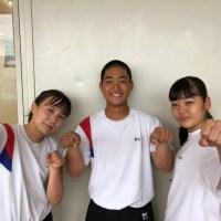 那珂川北中学校 青ブロックリーダー