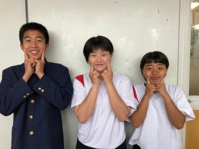 那珂川北中学校 黄ブロックリーダー