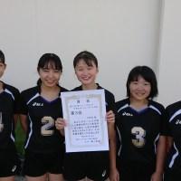 那珂川北中学校 女子バレー部