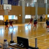 那珂川北中学校 女子バスケ部