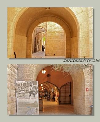 Jewish Quarter Old City, Jerusalem