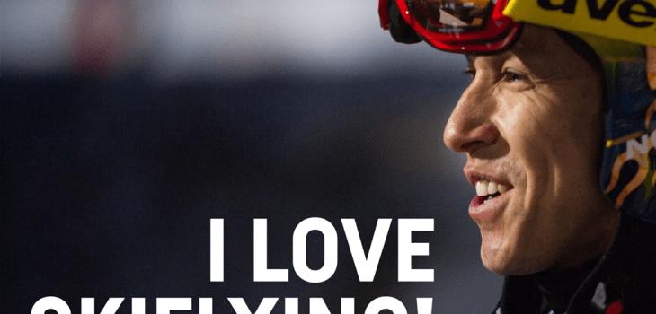 I Love Skiflying! - Noriaki Kasai