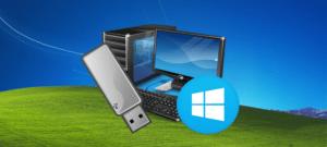 Флэш-дискіден компьютерге Windows жүйесін қалай орнату керек