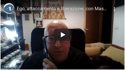 Ego, attaccamento e liberazione con Massimo Corona