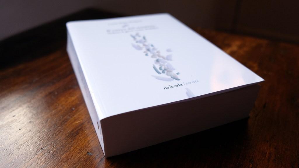 Libro Nalanda